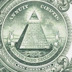La pyramide franc-maçonne des Illuminatis